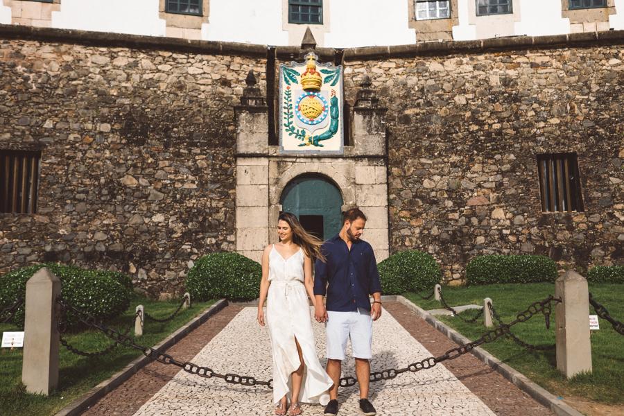 Clarice e Porthos | Ensaio pré casamento