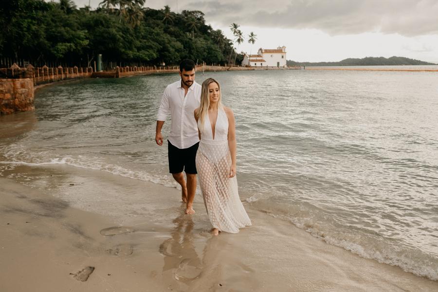 Camila e Victor | Ensaio pré-casamento