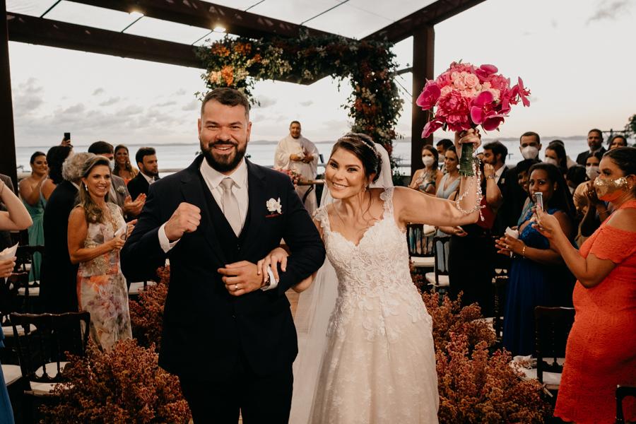 Amanda e Pedro | Casamento
