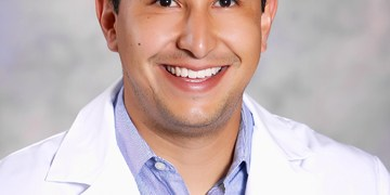 Davis County Hospital Welcomes New Primary Care  Physician- Dr. Christian Sanchez