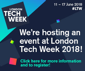 London Tech Week Event