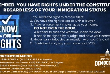 Know Your Immigration Rights
