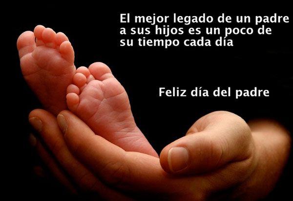 felicidades a todos los padres