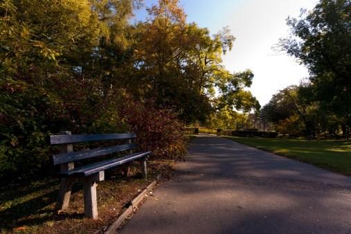 Petřín hill park