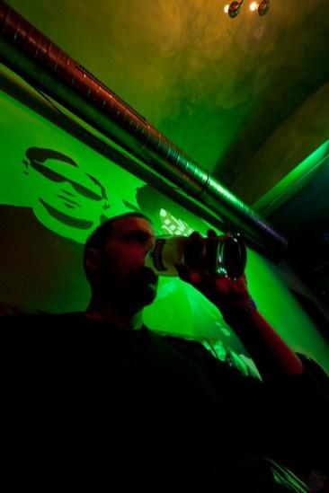 Krušovice beer tasting