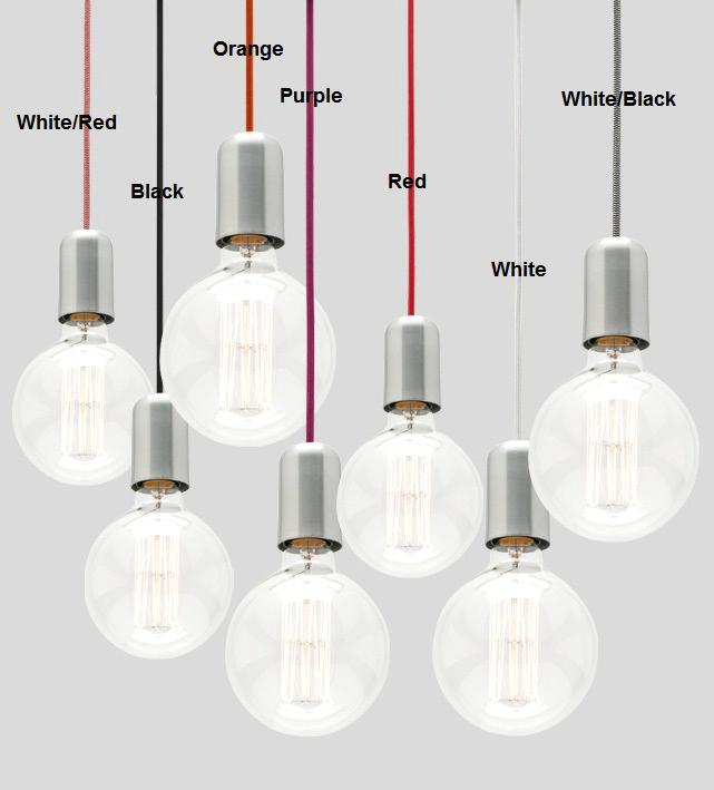 Mercator Pendant Lights