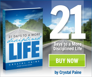 Book Review: 21 Days to a More Disciplined Life