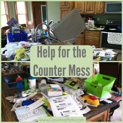 Help for the Counter Mess