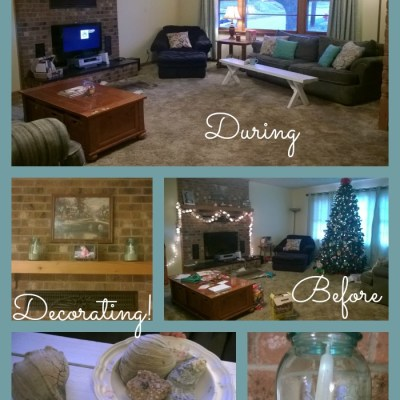Preparing My Home For Decluttering & Secret Group Note
