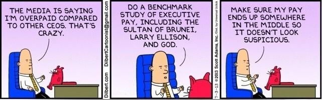 Dilbert CEO cartoon