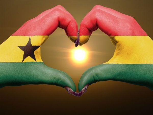 Ghana Tourist Heart