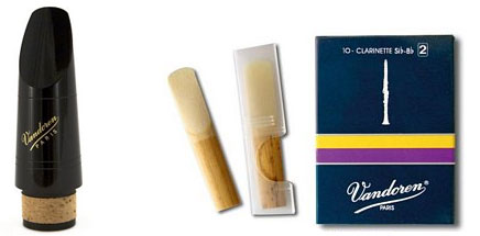 Image result for clarinet reeds