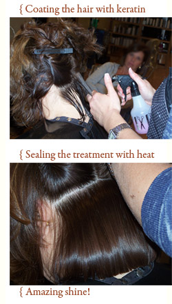 All About Brazilian Hair Straightening Treatment In