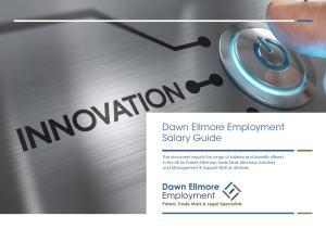 dawn ellmore salary survey