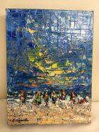 """Fun Day"" oil painting by Joachim McMillan"
