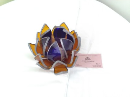 Lily candleholder by Jennie Haire