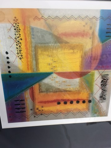 """Safari"" painting by Murf Murphy"