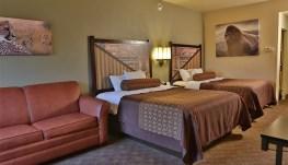 Desert style room