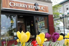 Gift Basket from Cherry Republic