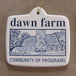 Dawn Farm Ornament