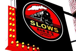 $50 gift card to Slows BBQ