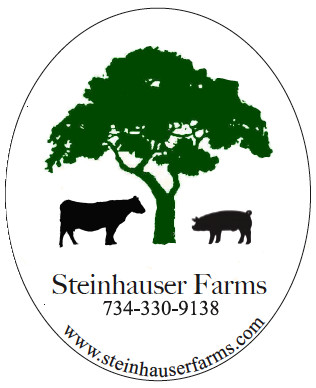 $35 gift certificate for Steinhauser Farms pigs