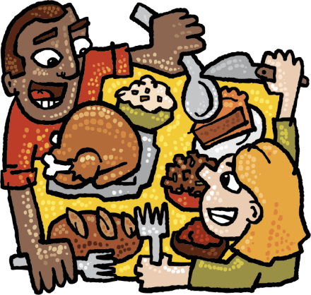 $400 value of delicious food from ZIngerman's Roadhouse!