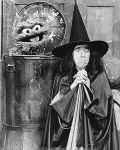Why so glum, Wicked Witch? Green is de rigueur this year!