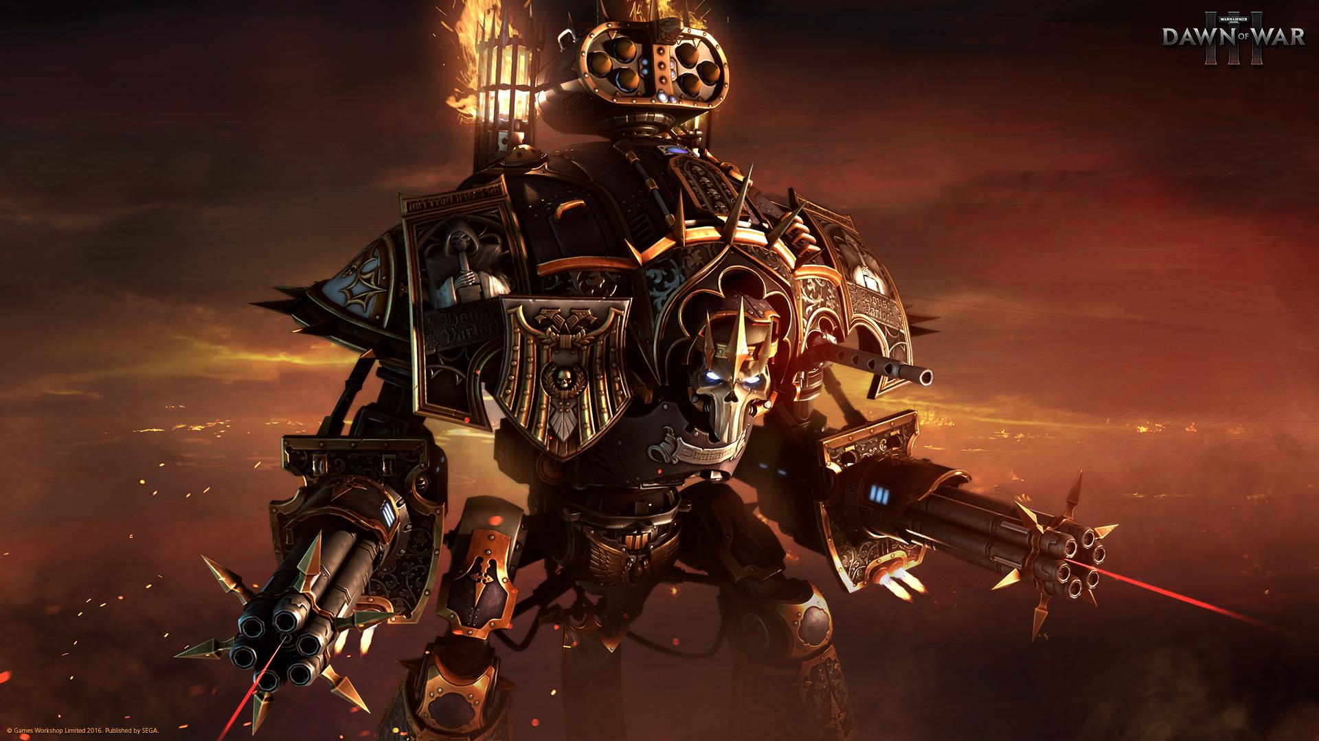 Warhammer 40k Dawn Of War 3 Preview