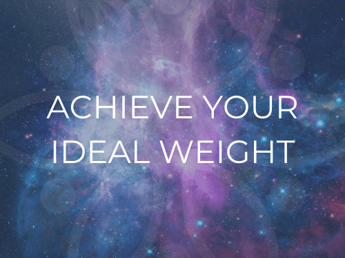 Achieve Your Ideal Weight