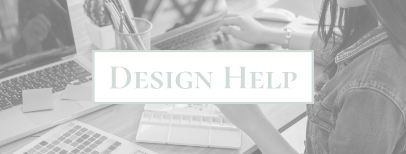 whether you need just a logo, or an entire brad identity, I can help design it for you!