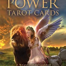 Archangel Power Tarot Cards A 78-Card Deck and Guidebook