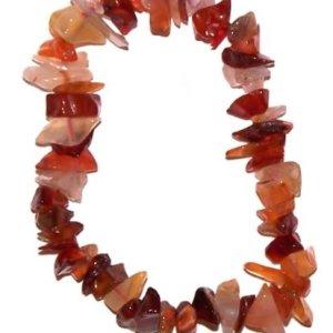 Gemstone Chip Bracelets