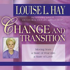 Change And Transition by Louise Hay - Audio CD