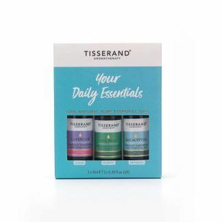 Tisserand Your Daily Essentials Kit