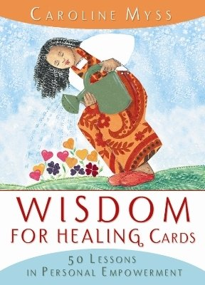 Wisdom For Healing Deck Caroline Myss Oracle Cards Set