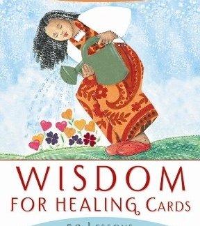 Wisdom For Healing Deck Caroline Myss Oracle Cards Set