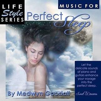 RELAXATION MUSIC CD PERFECT SLEEP Medwyn Goodall (Artist) Format: Audio CD