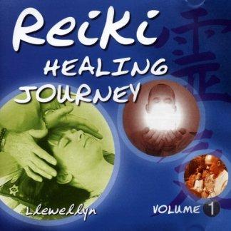 Reiki: Healing Journey 1 by Llewellyn (2002) Audio CD