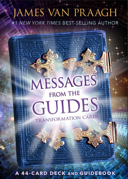 Messages from the Guides Transformation Oracle Cards