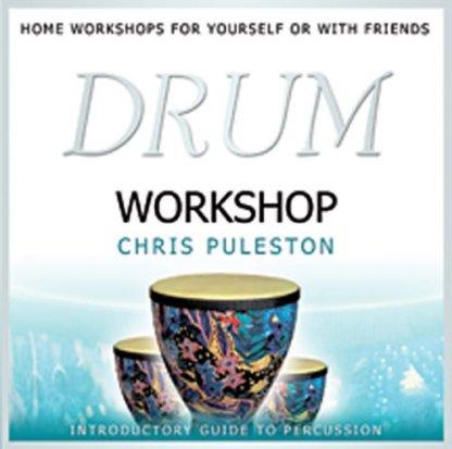 Drum Workshop: by Chris Puleston Audio CD