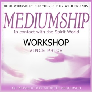 Mediumship Workshop: by Vince Price Audio CD
