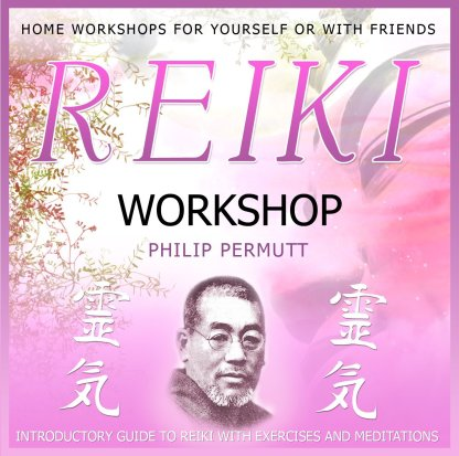 Reiki Workshop-Introductory Guide CD Philip Permutt