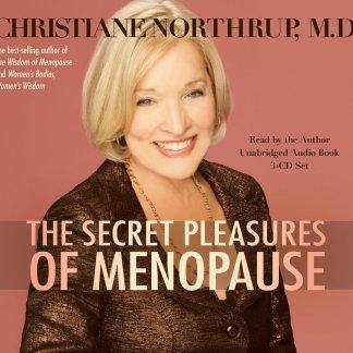 The Secret Pleasures of the Menopause Audio CD