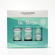Tisserand Aromatherapy Three Step Ritual To De-Stress by Tisserand Aromatherapy