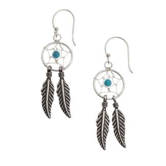 Beautiful Traditional Dreamcatcher Earrings