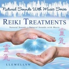Reiki Treatments Llewellyn Format: Audio CD