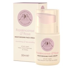 Frankincense & Rose Moisturising Cream