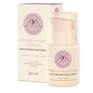 Frankincense & Rose Moisturising Cream
