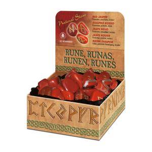 Red Jasper Runes
